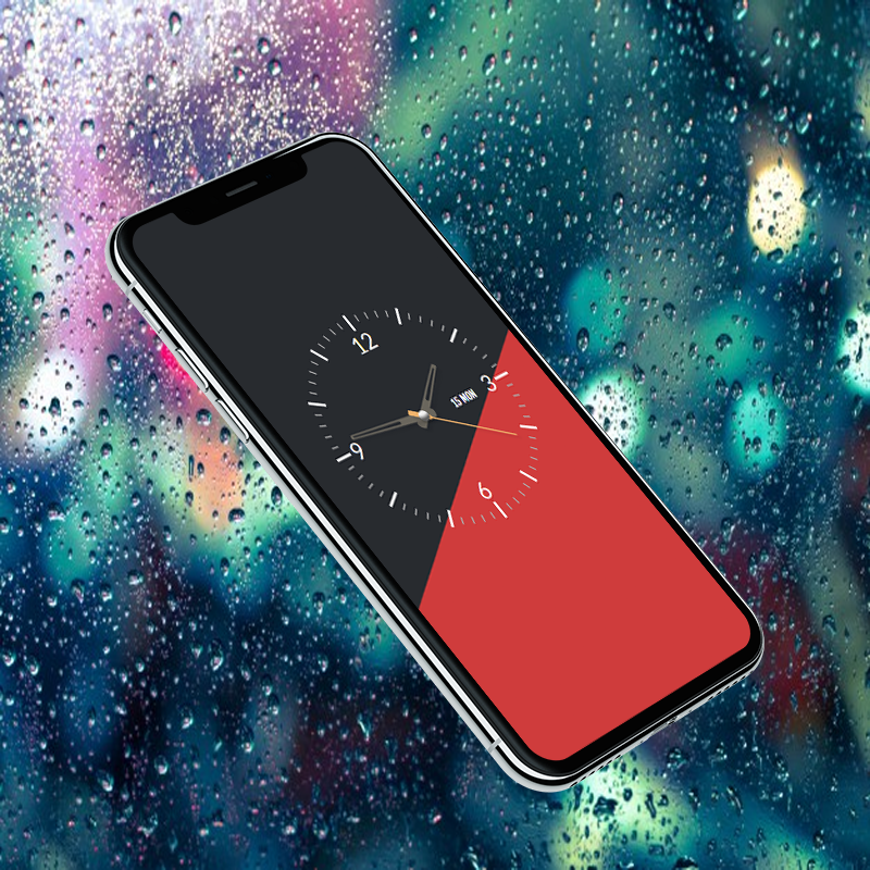 RELEASE] [FREE] WatchOS 5 as iPhone Lockscreen : jailbreak