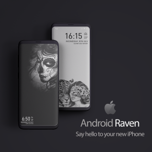 Android Raven