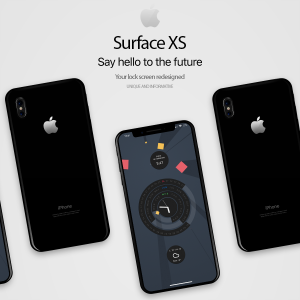 Surface XS